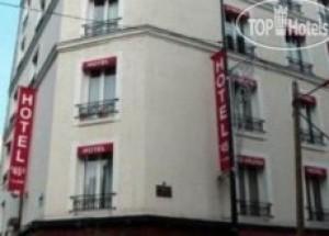 D'Anjou Hotel Levallois-Perret