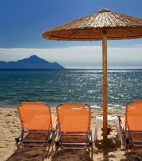 Гид по Греции: пляжи и руины полуострова Халкидики