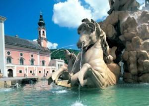 Зальцбург - симфония звуков и пейзажей