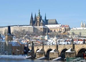 Зима в Праге: городские развлечения