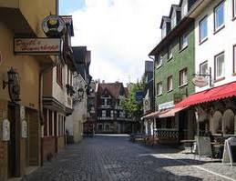 Франкфуртовские таверны сидра