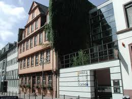 GoetheHaus. Дом Гёте во Франкфурте.