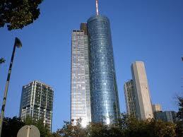 Главная башня во Франкфурте