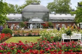 Франкфурт. Ботанический сад Palmengarten
