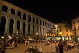 Сеговия. Римский акведук
