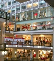 На шопинг в Осло