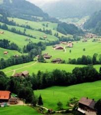 Весна – самое подходящее время для путешествия в Швейцарию