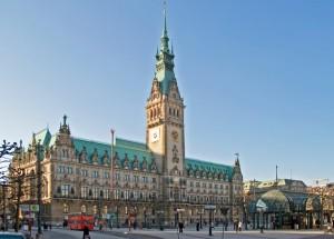 Два незабываемых дня в Гамбурге. День первый