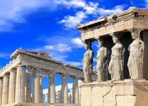 Греция: осколки мифов и легенд