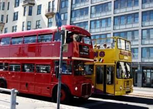 Как работает общественный транспорт Норвегии