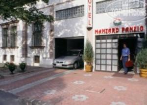 Manzard Panzio