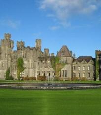 Ashford Castle - зеленый замок Ирландии