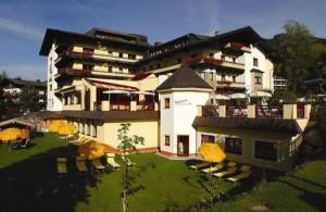Австрийский отель Reiterhof